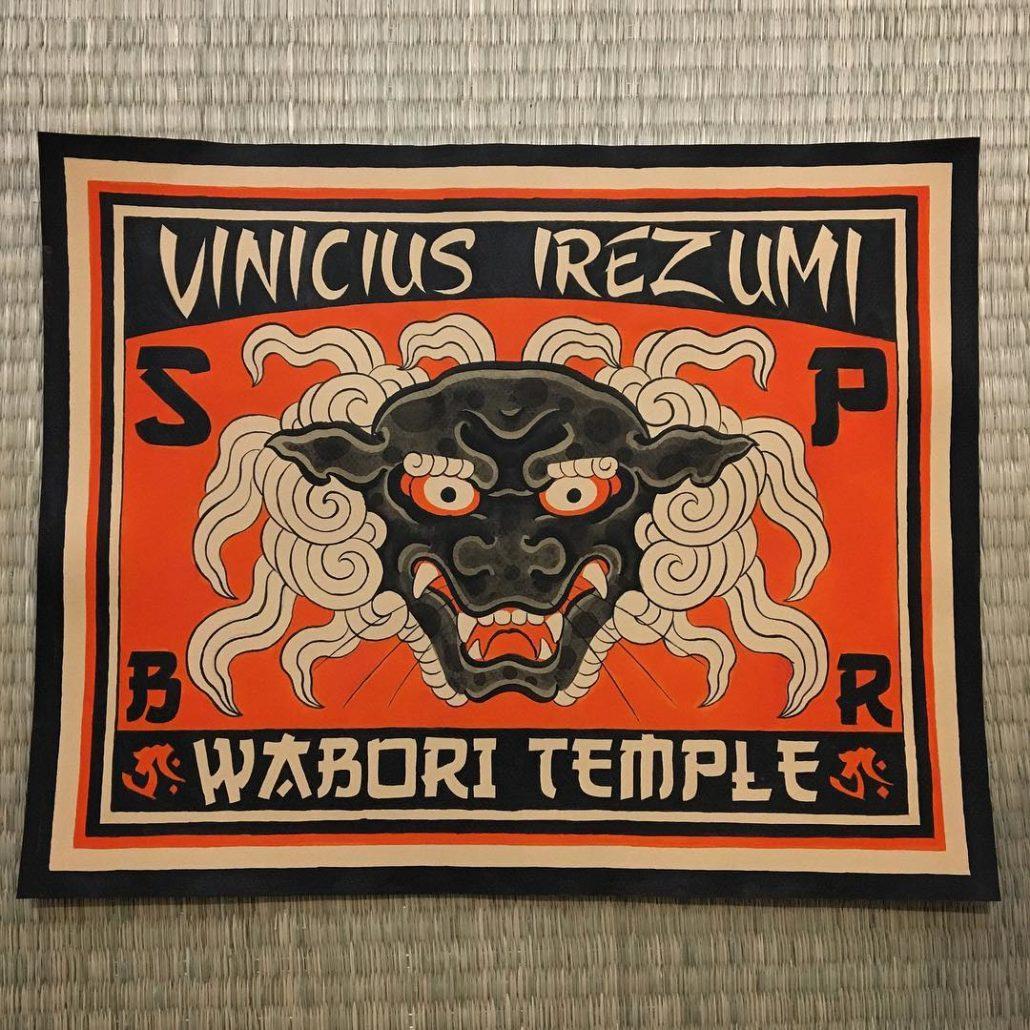 vinicius-irezumi-pintura-wabori-temple